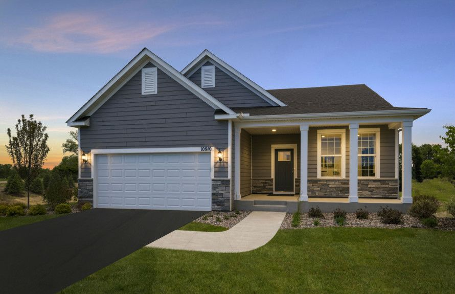 'Trillium Cove - Encore Collection' by Pulte Homes - Minnesota - The Twin Cities in Minneapolis-St. Paul
