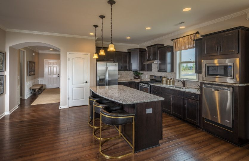 Kitchen featured in the Abbeyville By Pulte Homes in Minneapolis-St. Paul, MN