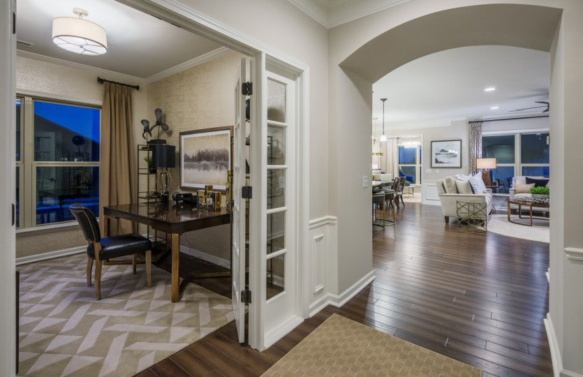 Living Area featured in the Abbeyville By Pulte Homes in Minneapolis-St. Paul, MN