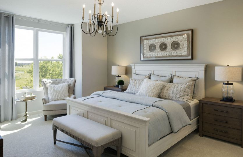 Bedroom featured in the Castlerock By Pulte Homes in Minneapolis-St. Paul, MN