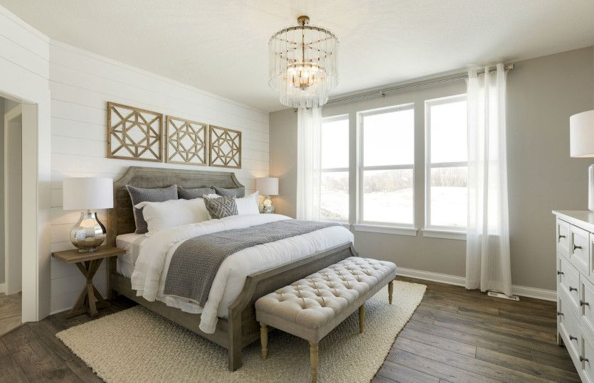 Bedroom featured in the Martin Ray with Basement By Pulte Homes in Minneapolis-St. Paul, MN