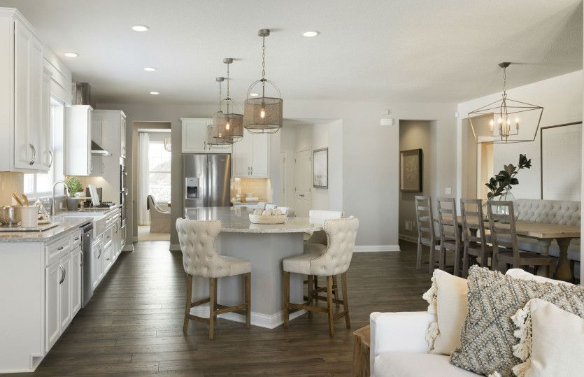 Kitchen featured in the Martin Ray with Basement By Pulte Homes in Minneapolis-St. Paul, MN