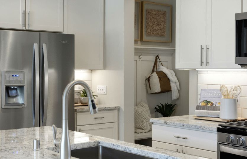 Kitchen featured in the Bowman By Pulte Homes in Minneapolis-St. Paul, MN