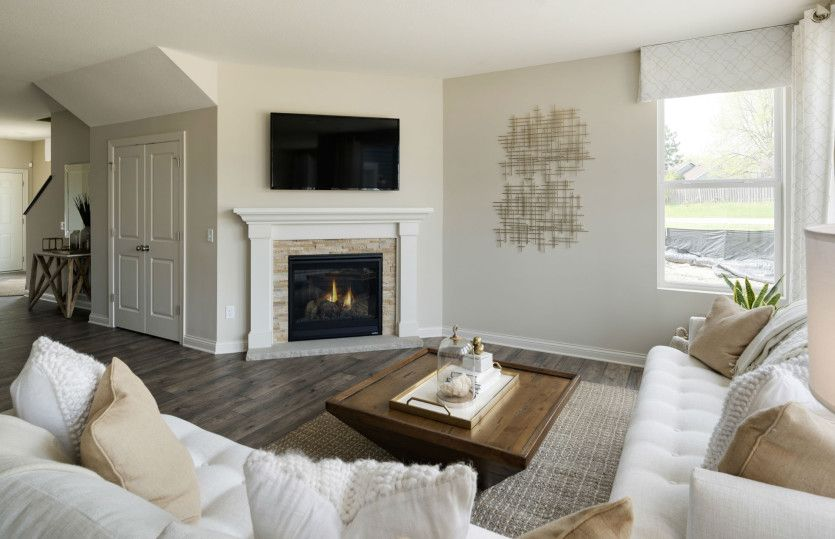 Living Area featured in the Bowman By Pulte Homes in Minneapolis-St. Paul, MN