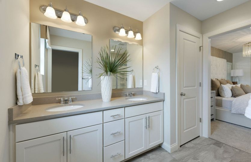 Bathroom featured in the Bowman By Pulte Homes in Minneapolis-St. Paul, MN