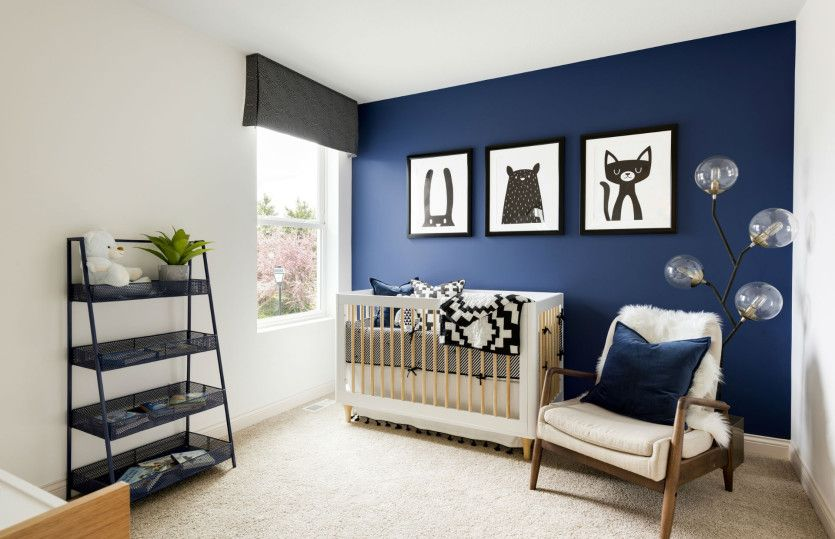 Bedroom featured in the Bowman By Pulte Homes in Minneapolis-St. Paul, MN