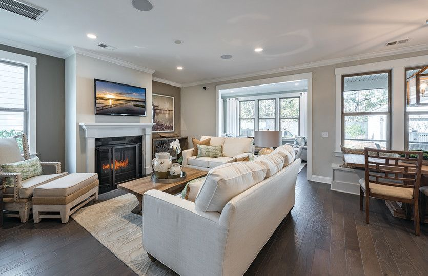 Living Area featured in the Ravenwood By Pulte Homes in Charleston, SC