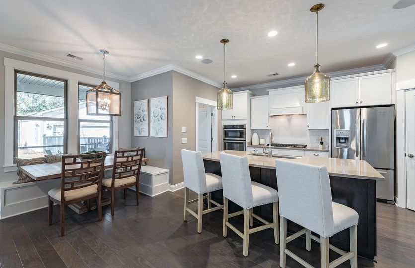 Kitchen featured in the Ravenwood By Pulte Homes in Wilmington, NC