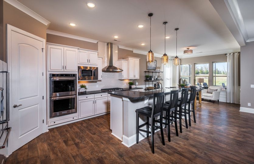 Kitchen featured in the Dunwoody Way By Pulte Homes in Charlotte, SC