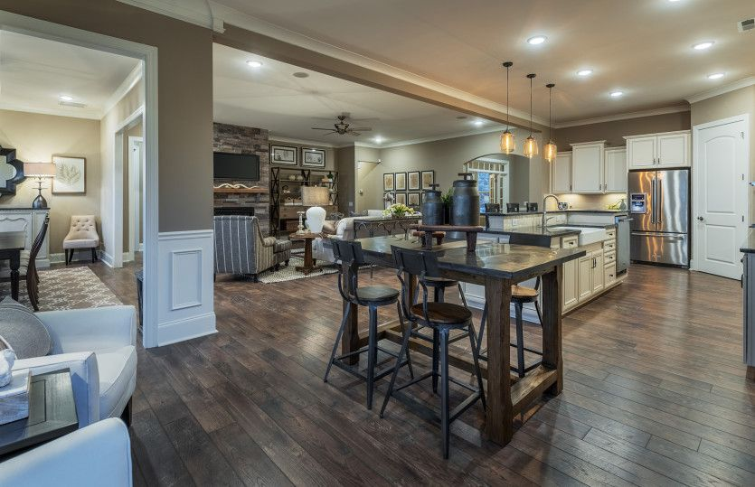 Kitchen-in-Dunwoody Way-at-Amber Meadows-in-Marvin