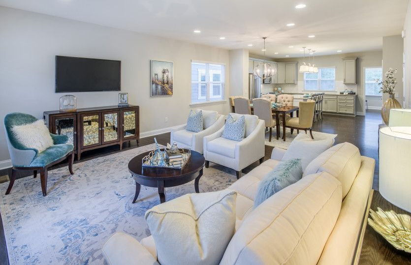 Living Area featured in the Devereaux By Pulte Homes in Charlotte, NC