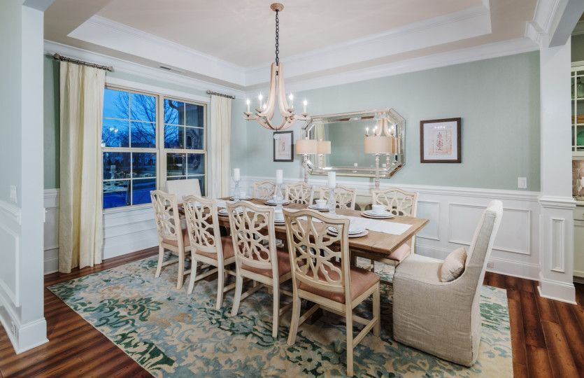 Living Area featured in the Townsend By Pulte Homes in Charlotte, NC
