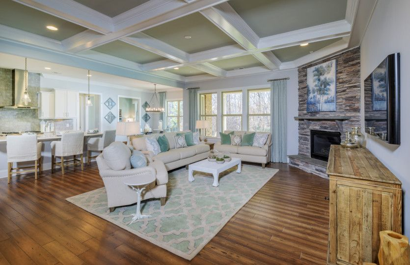 Greatroom-and-Dining-in-Townsend-at-Olmsted-in-Huntersville