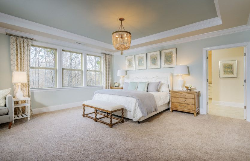 Bedroom featured in the Townsend By Pulte Homes in Charlotte, NC