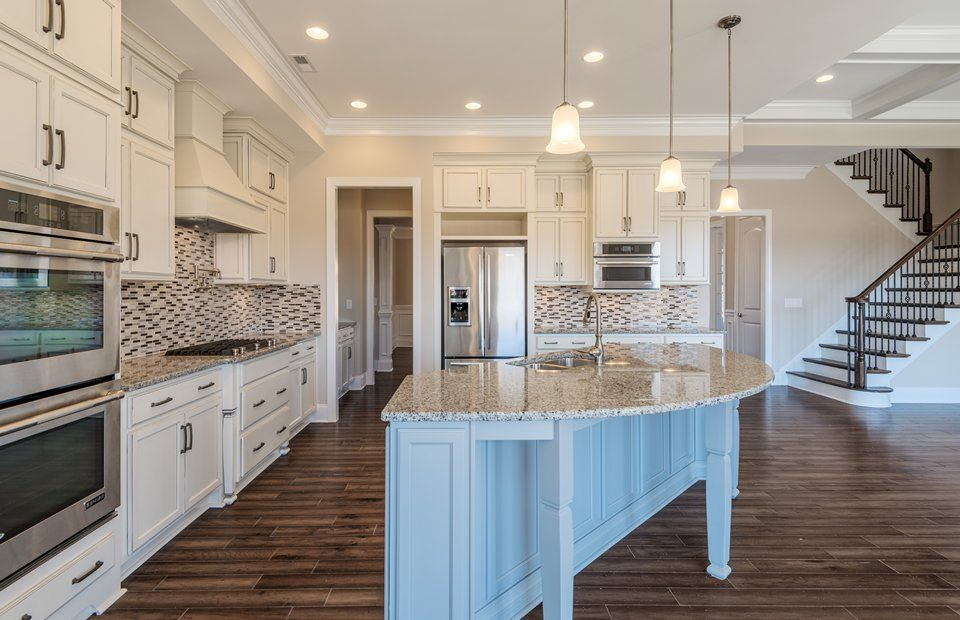 Kitchen featured in the Harrington By Pulte Homes in Charlotte, NC