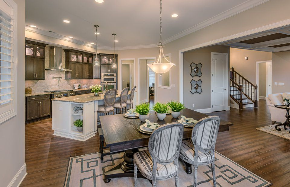Kitchen featured in the Stonegate By Pulte Homes in Nashville, TN