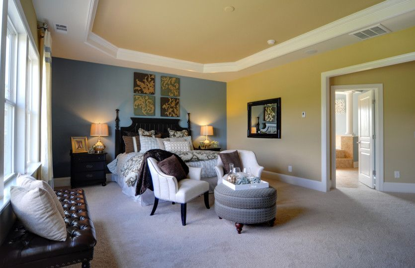 Bedroom featured in the Beaconhill By Pulte Homes in Charlotte, NC