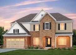 Townsend - Chapel Cove: Charlotte, North Carolina - Pulte Homes