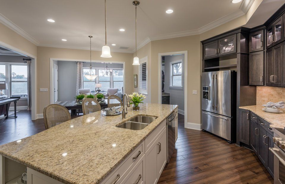 Kitchen featured in the Stonegate By Pulte Homes in Charlotte, NC