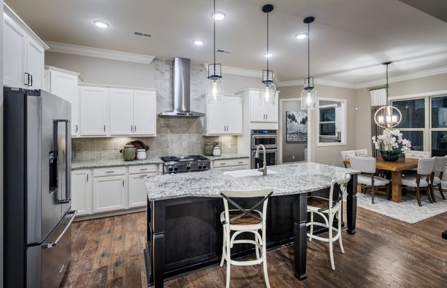 Plans offer Gourmet Kitchens