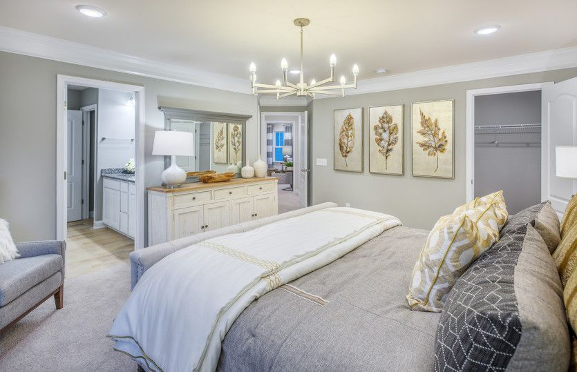Bedroom featured in the Wingate By Pulte Homes in Charlotte, NC