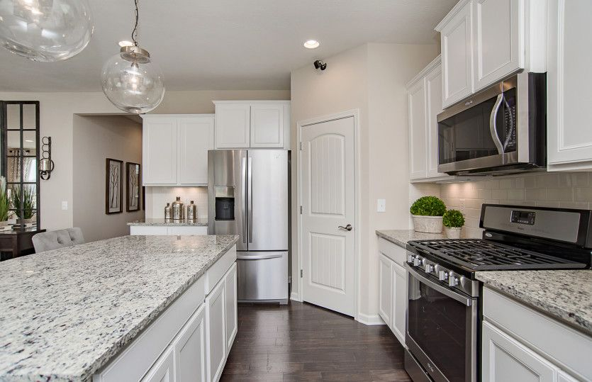Kitchen featured in the Riverton By Pulte Homes in Charlotte, NC