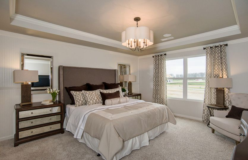 Bedroom featured in the Riverton By Pulte Homes in Charlotte, NC