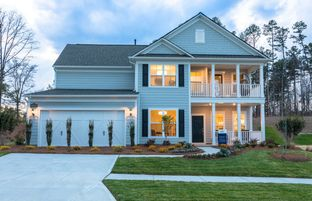 Vanderbilt - Olmsted: Huntersville, North Carolina - Pulte Homes