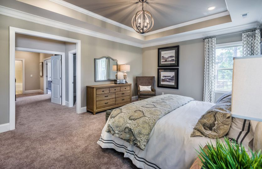Bedroom featured in the Worthington By Pulte Homes in Charlotte, NC