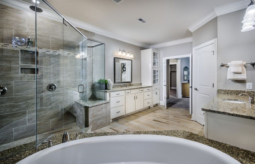 Bathroom featured in the Worthington By Pulte Homes in Charlotte, NC