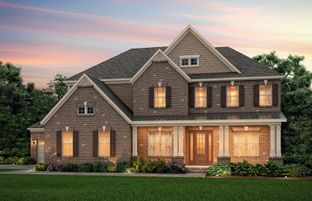 Townsend - Olmsted: Huntersville, North Carolina - Pulte Homes