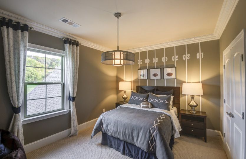 Bedroom featured in the Harrington By Pulte Homes in Charlotte, NC