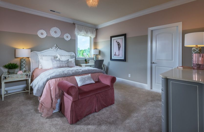 Bedroom featured in the Stonegate By Pulte Homes in Charlotte, NC