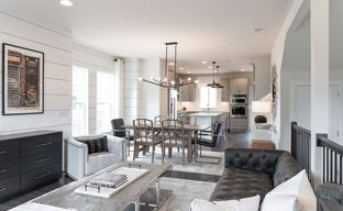 South Village by Pulte Homes in Charlotte North Carolina