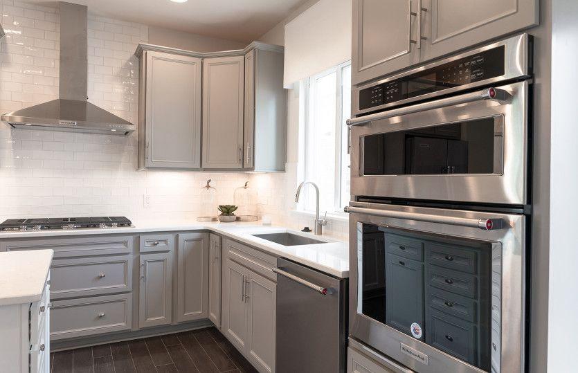 Kitchen-in-Teravista-at-Central Point-in-Charlotte