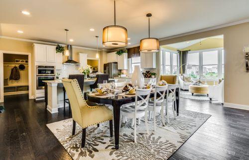 Kitchen-in-Westchester-at-Tilley Manor-in-Matthews