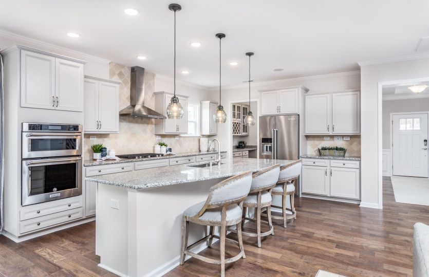 Kitchen-in-Candler-at-Greenmoor-in-Apex