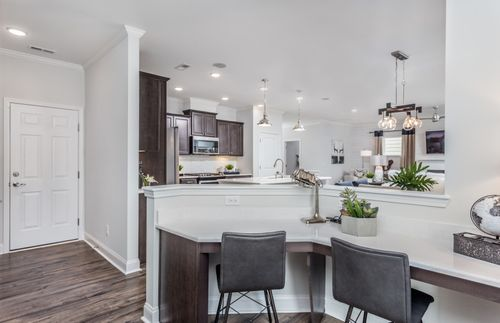 Kitchen-in-Mercer-at-Jordan Manors-in-New Hill