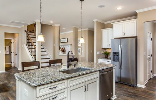 Kitchen-in-Continental-at-Jordan Manors-in-New Hill