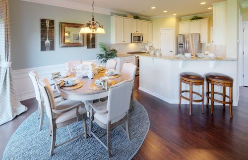 Kitchen-in-Palomino-at-Woodbury-in-New Hill