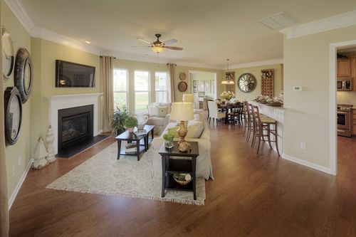 Greatroom-and-Dining-in-Stetson-at-Woodbury-in-New Hill