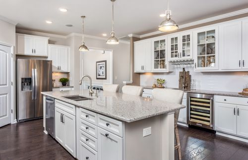Kitchen-in-Castle Rock-at-Woodbury-in-New Hill