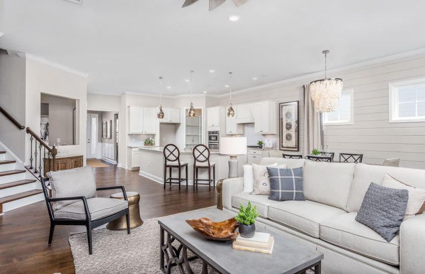 Living Area featured in the Stonebrook By Pulte Homes in Raleigh-Durham-Chapel Hill, NC