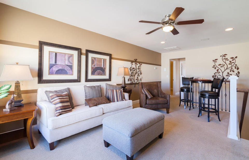 Living Area featured in the Abbeyville By Pulte Homes in Myrtle Beach, SC
