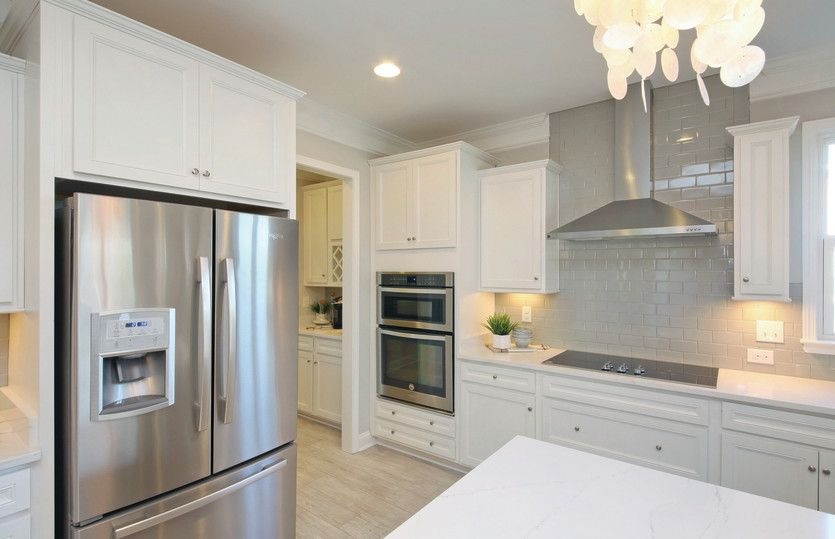 Kitchen featured in the Martin Ray By Pulte Homes in Myrtle Beach, SC