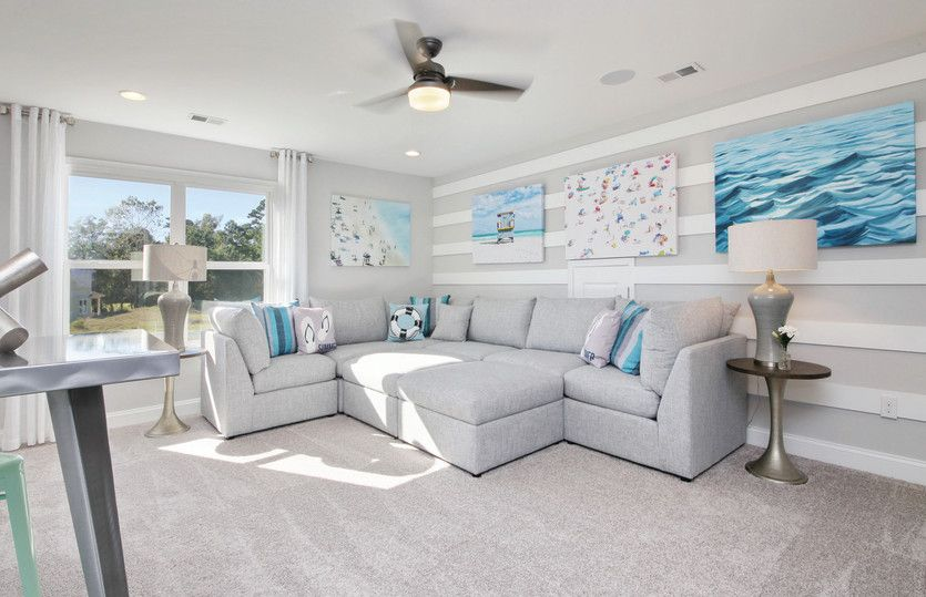 Living Area featured in the Martin Ray By Pulte Homes in Hilton Head, SC