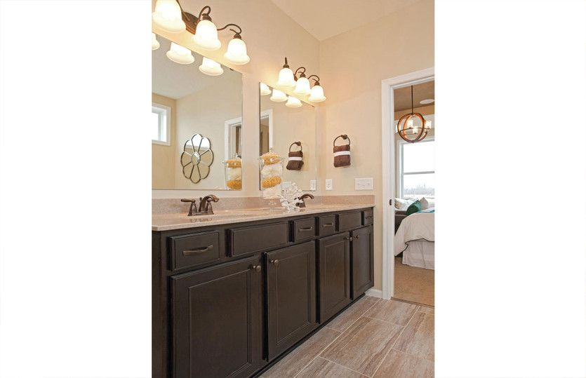 Bathroom featured in the Amberwood By Pulte Homes in Myrtle Beach, SC