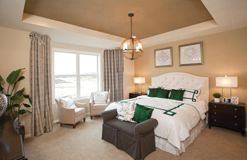 Bedroom featured in the Amberwood By Pulte Homes in Myrtle Beach, SC