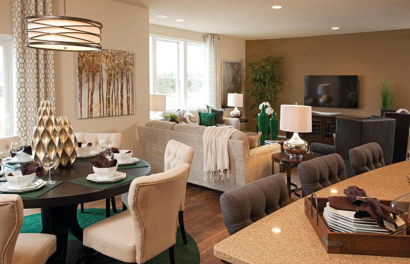Living Area featured in the Amberwood By Pulte Homes in Myrtle Beach, SC