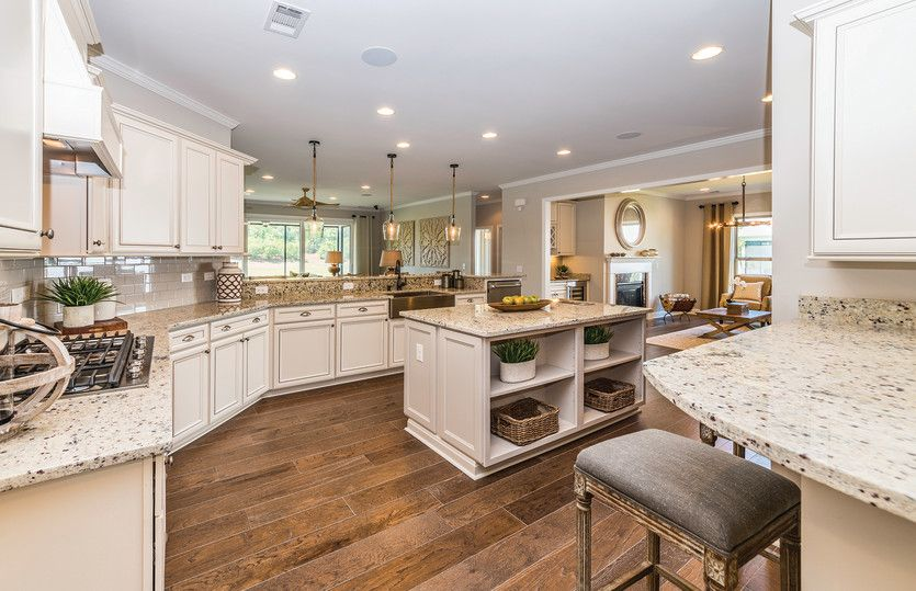 Kitchen featured in the Sonoma Cove By Pulte Homes in Myrtle Beach, SC